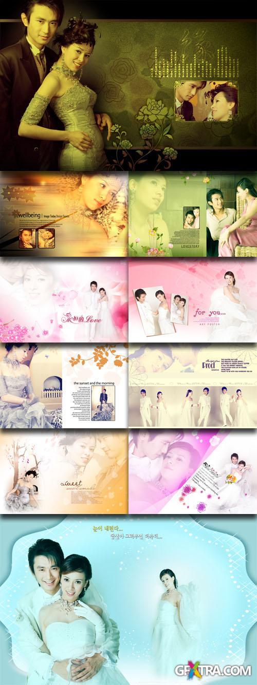 PhotoTemplates - Romantic Story Vol.1 (77514)