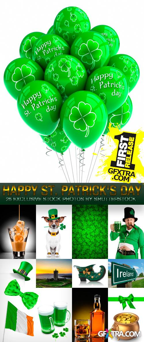 Amazing SS - Happy St. Patrick's Day, 25xJPGs