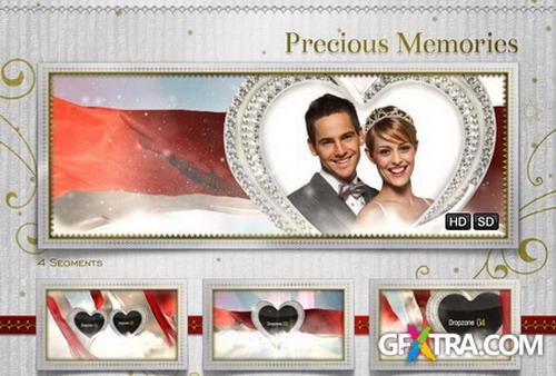 Precious Memories - After Effects Project