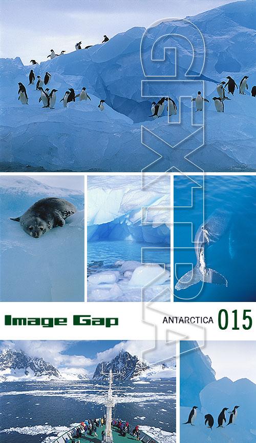 Image Gap IG015 Antarctica