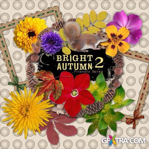 Scrap-kit - Bright Autumn 2