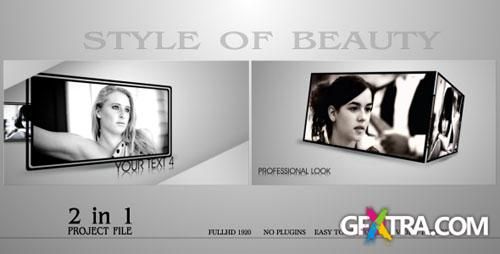 Style Of Beauty - Projects for After Effects (Videohive)