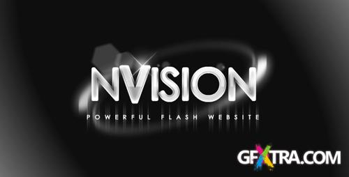 ActiveDen - NVISION - Powerful Flash Website - RIP