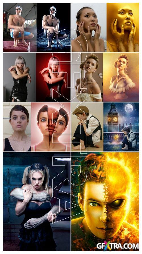 Best Masters Photomanipulation