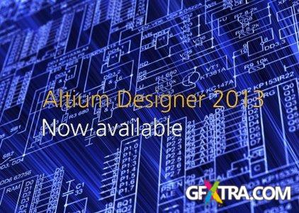 Altium Designer 2013 v13.0.12 (x86/x64)