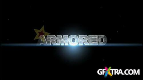 Armored - After Effects Project (Revostock)