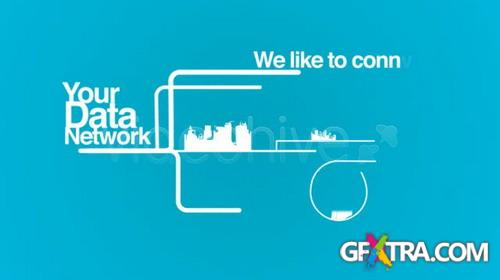 Digital Communication Ad, Promo or Leader - After Effects Project (Videohive)