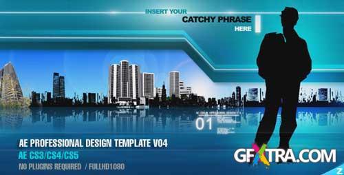 AE CS3 - Professional Design Template V04 - VideoHive - RETAiL