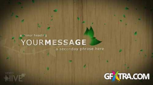 Environmentally Friendly AE CS3 Project File - VideoHive - RETAiL