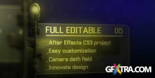 Light Flicker - VideoHive - RETAiL