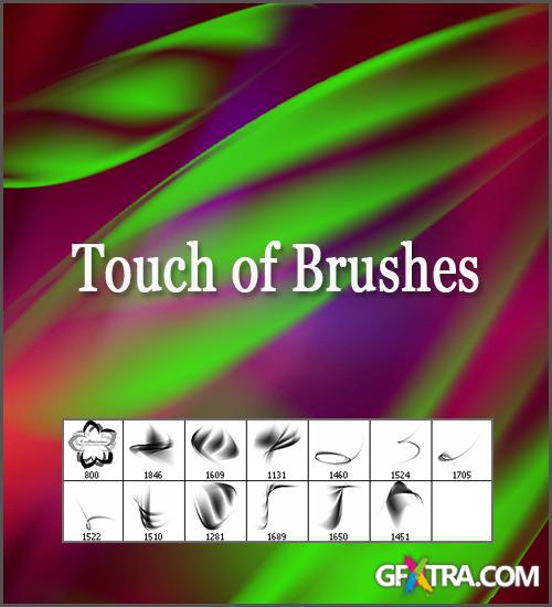 Brushes for Photoshop Touch of Brushes