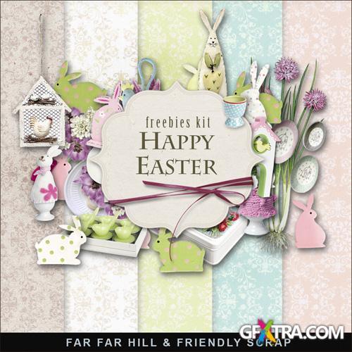 Scrap-set - Happy Easter 2013