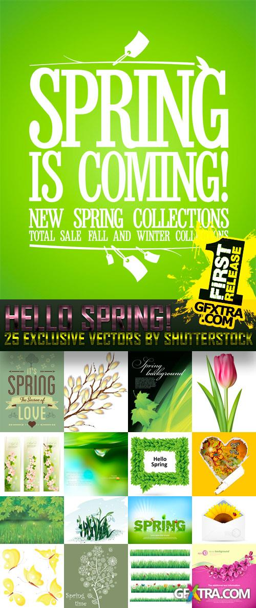 Amazing SS - Hello Spring!, 25xEPS