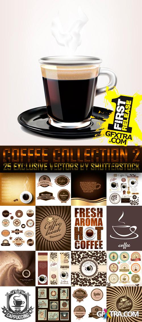 Amazing SS - Coffee Collection 2, 25xEPS