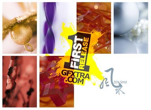 PhotoAlto ZenShui YA082 Christmas Sparkle