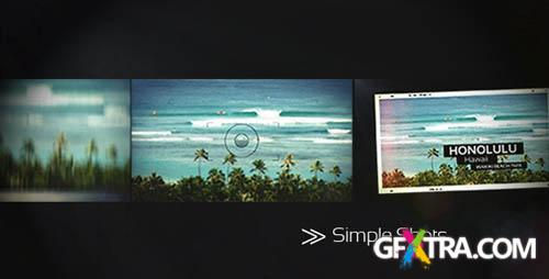 Simple Shots - Project for After Effects (Videohive)