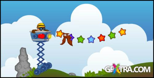 ActiveDen - Cart Rider Flash Game