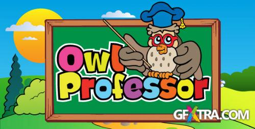 ActiveDen - Owl Professor Educational Game (Nulled)