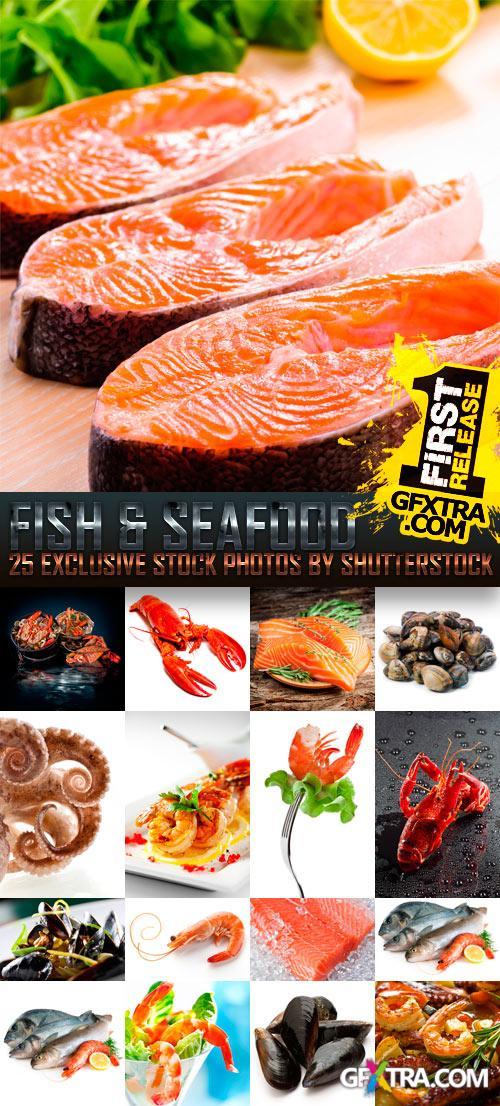 Amazing SS - Fish & Seafood, 25xJPGs
