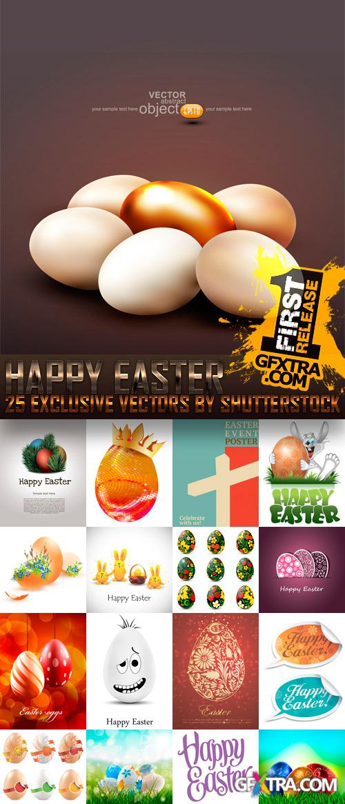 Amazing SS - Happy Easter, 25xEPS