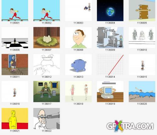 DigitalVision Video - Cartoon Concepts