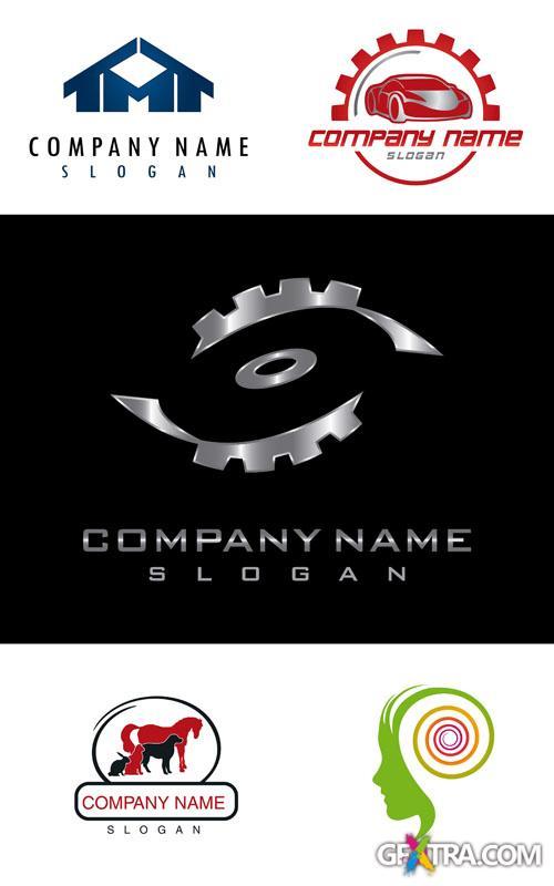 Logo Elements Vector Set #3