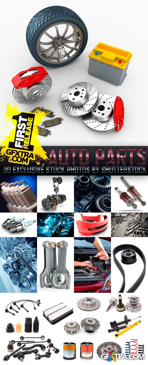 Amazing SS - Auto Parts, 30xJPGs