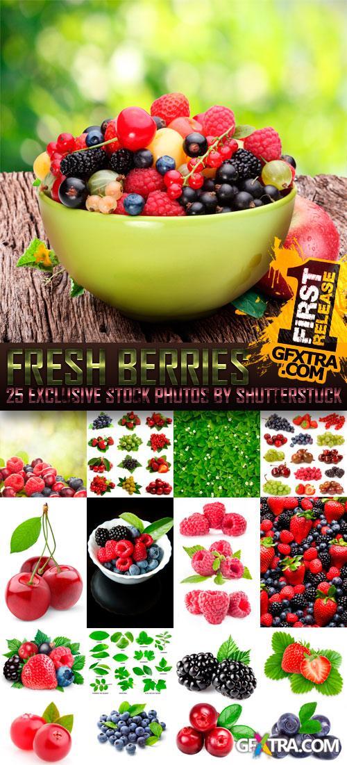 Amazing SS - Fresh Berries, 25xJPGs