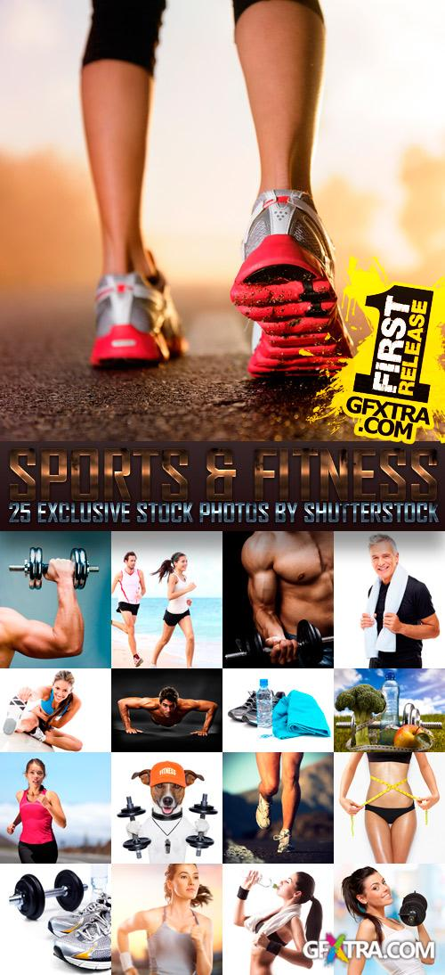 Amazing SS - Sports & Fitness, 25xJPGs