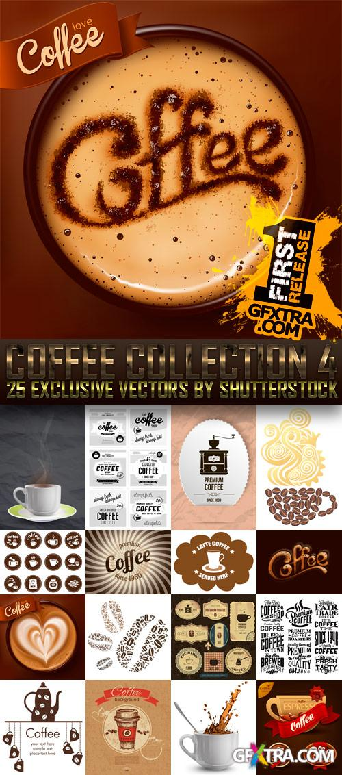 Amazing SS - Coffee Collection 4, 25xEPS
