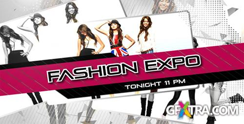 After Effects Project - Fashion Expo