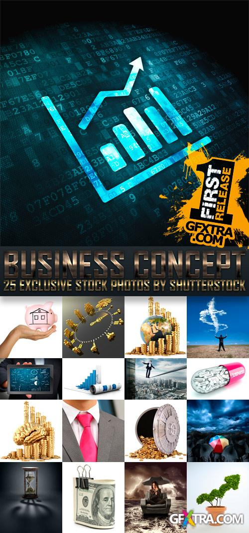 Amazing SS - Business Concept, 25xJPGs
