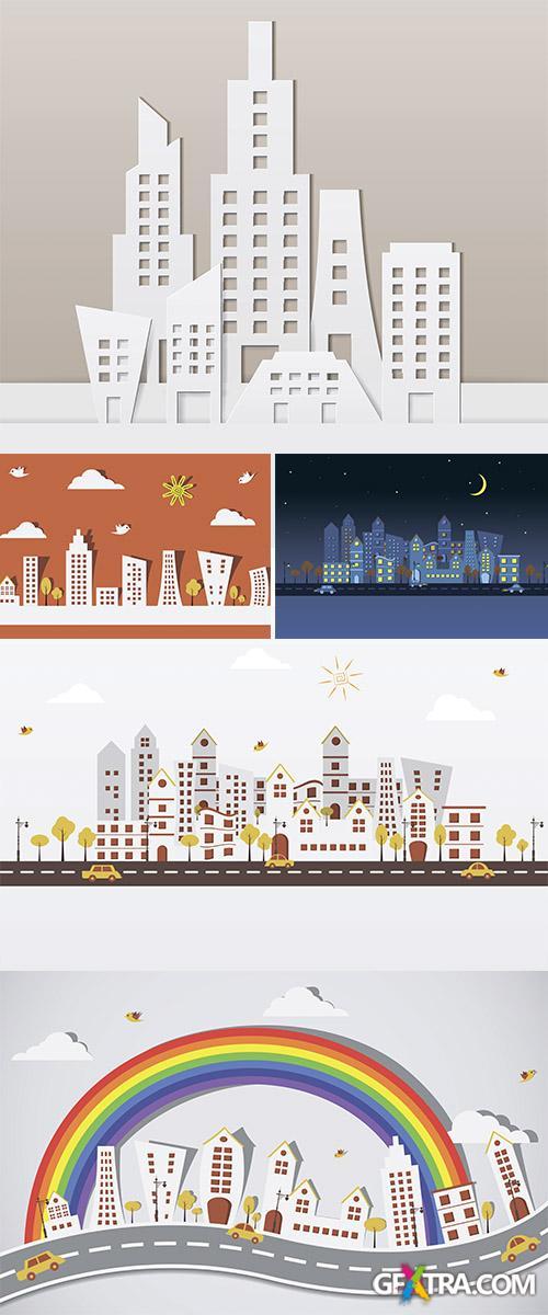 Stock: Paper City