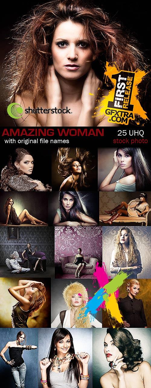 Amazing Woman II 25xJPGs