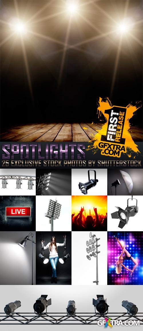 Amazing SS - Spotlights, 25xJPGs