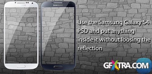 Useful Samsung Galaxy S4 PSD