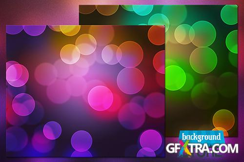 PSD Source - Abstract Bokeh Backgrounds