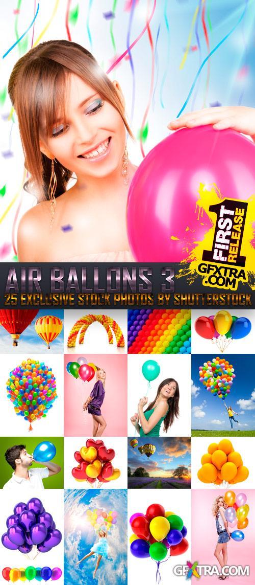 Amazing SS - Air Ballons 3, 25xJPGs