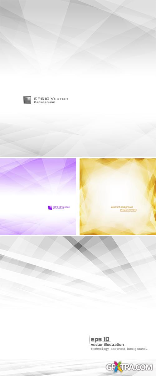 Stock: Abstract vector background 25