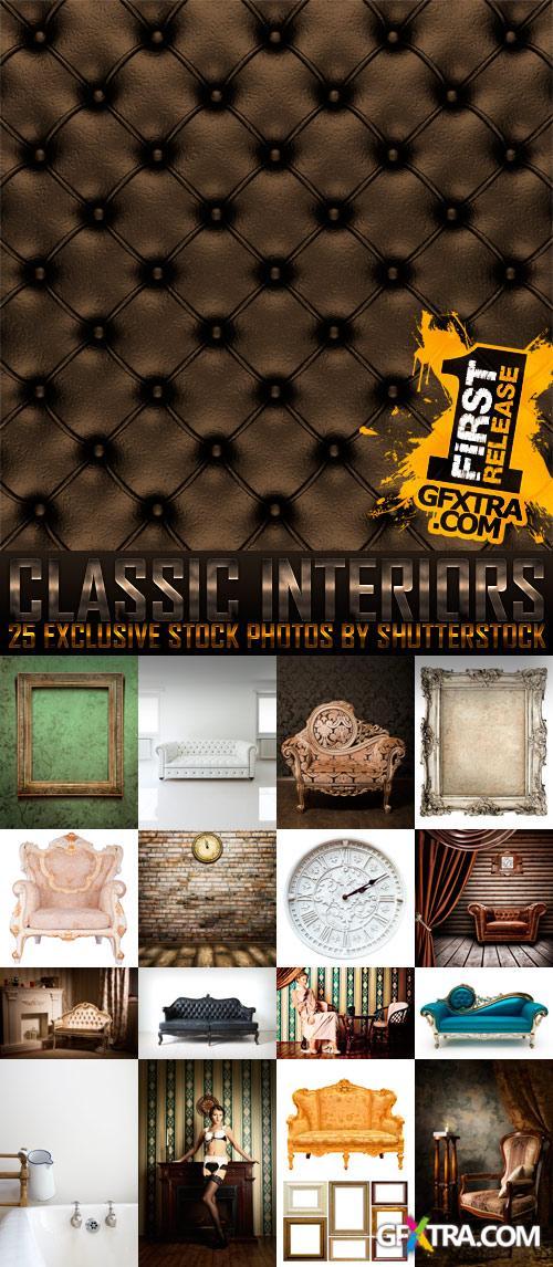 Amazing SS - Classic Interiors, 25xJPGs