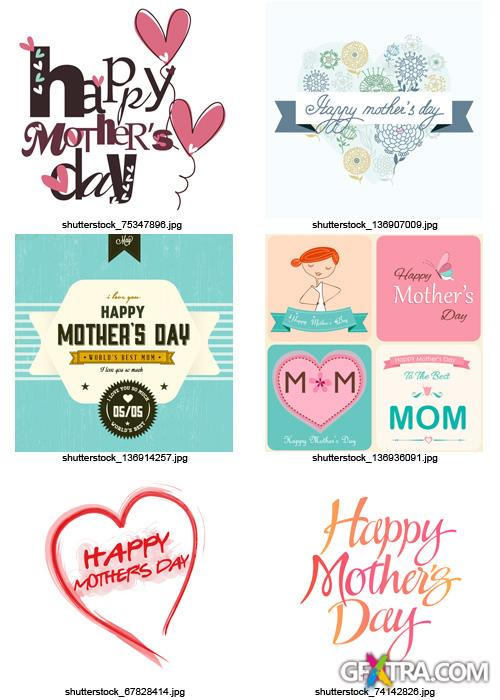 Amazing SS - Happy Mother's Day 2, 25xEPS