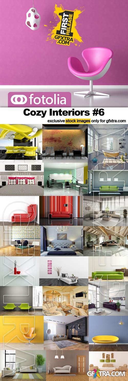 Cozy Interiors collection #6 - 25x JPEG