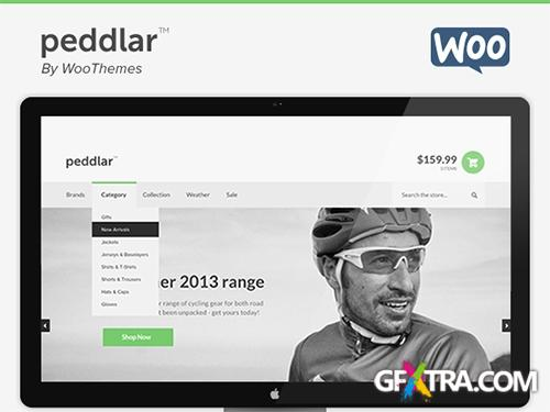 WooThemes - Peddlar v1.0 - Wordpress Theme