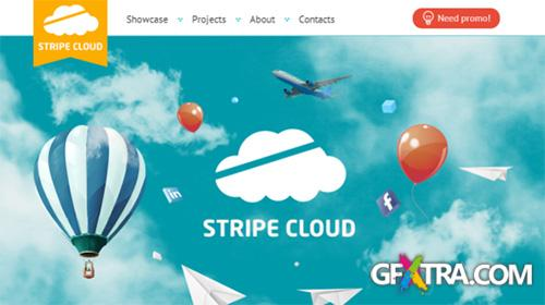Mojo-Themes - Stripe Cloud LandingPage - RIP
