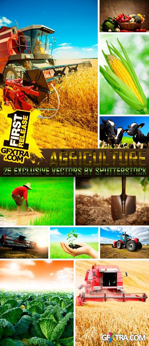 Amazing SS - Agriculture, 25xJPGs