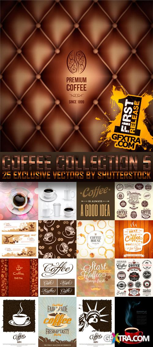 Amazing SS - Coffee Collection 5, 25xEPS