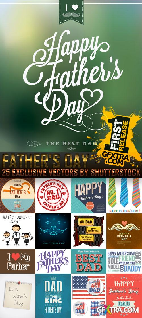 Amazing SS - Father\'s Day, 25xEPS