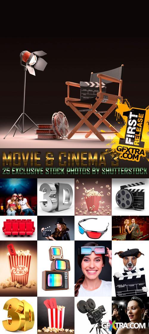 Amazing SS - Movie & Cinema 3, 25xJPGs