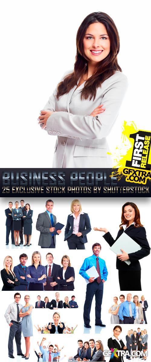 Amazing SS - Business People, 25xJPGs