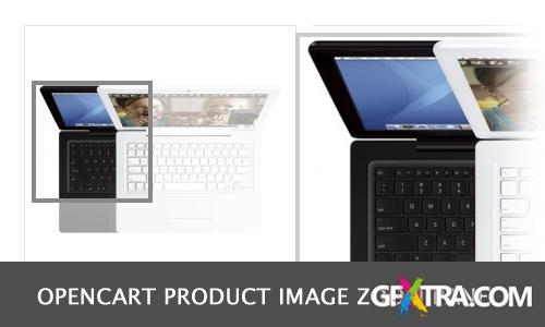 CodeCanyon - Product Image Zoom Panel Opencart Module